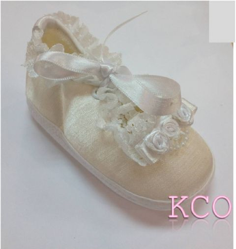 Style FJS008 White~Girls Shoes